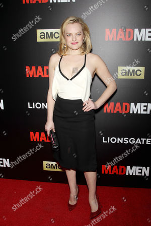 Editorial image of 'Mad Men' TV Series screening, New York, America - 22 Mar 2015