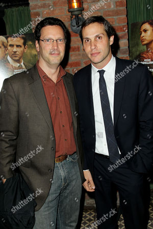 Andrew Karpen, Jeb Brody (Pres. Production Focus Features)