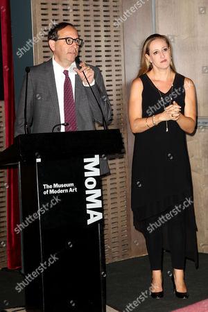 Dan Braun and Julie Candelaria (Submarine)