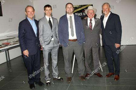 David Boies, Brad Barber, Scott Christopherson, William Lawrence, Stan Pottinger