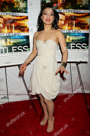 Editorial image of 'Limitless' film premiere, New York, America - 08 Mar 2011