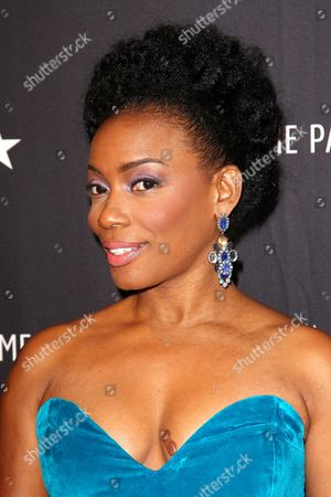 Editorial photo of Paley Center for Media 'The Book of Negroes' TV series screening, New York, America - 16 Dec 2014
