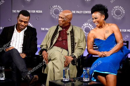 Editorial picture of Paley Center for Media 'The Book of Negroes' TV series screening, New York, America - 16 Dec 2014