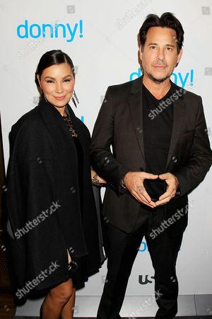 Gretta Monahan and Ricky Paull Goldin