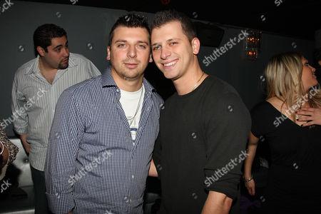 Chris Manzo and Albie Manzo