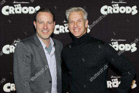 Kirk De Micco and Chris Sanders