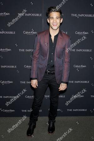 Editorial photo of 'The Impossible' film screening, New York, America - 12 Dec 2012