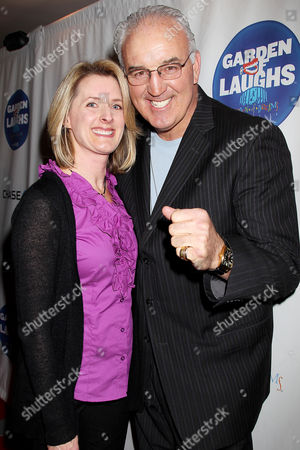 Gerry Cooney and Jennifer Cooney