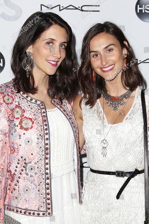 Danielle Snyder and Jodie Snyder