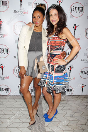 Chenoa Maxwell and Bethenny Frankel