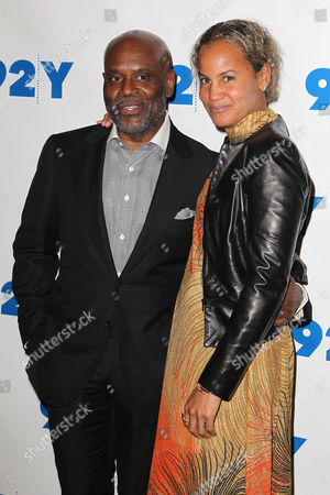 LA Reid and Erica Reid (wife)