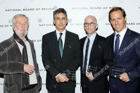 Robert Benton, Alexander Payne, Jim Rash, Nat Faxon