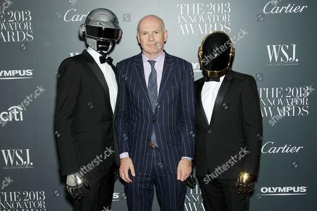Gerard Baker and Daft Punk
