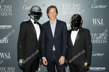 Daft Punk and Magnus Berger