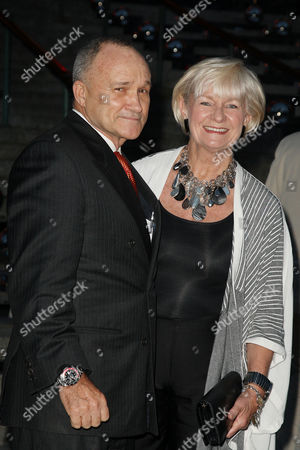 Commissioner Ray Kelly and Veronica Kelly