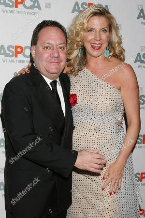 Editorial picture of 13th Annual ASPCA Bergh Ball, New York, America - 15 Apr 2010