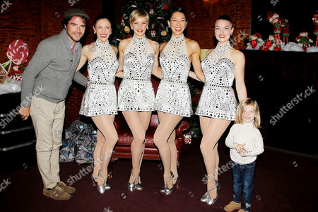 Editorial image of Opening Night of the 2012 Radio City Christmas Spectacular, New York, America - 13 Nov 2012