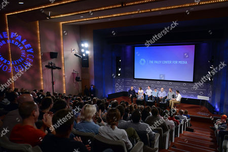 Editorial image of 'Bob's Burgers' screening, PaleyFest 2014, New York, America - 15 Oct 2014