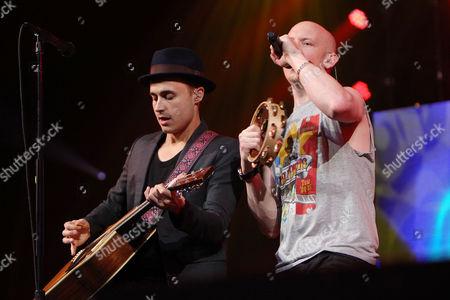 The Fray - Joe King and Isaac Slade