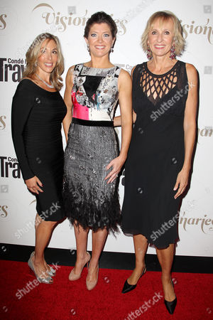 Editorial picture of Conde Nast Traveler celebrates the 2012 'Visionaries' in New York, America - 18 Sep 2012