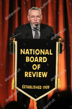 Editorial photo of National Board of Review Awards, New York, America - 08 Jan 2013
