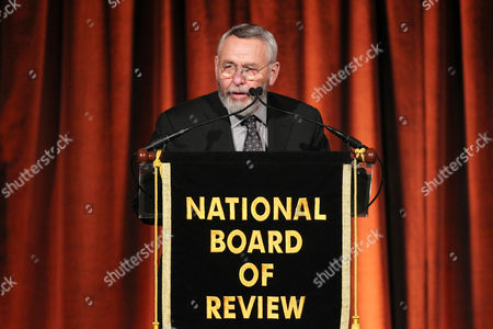 Editorial picture of National Board of Review Awards, New York, America - 08 Jan 2013