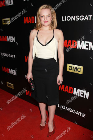 Editorial picture of 'Mad Men' TV Series screening, New York, America - 22 Mar 2015