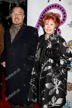 Arlene Dahl and Marc Rosen