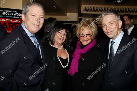 Jeff Baker, Wendy Baker, Ronnee Sass and Ned Price
