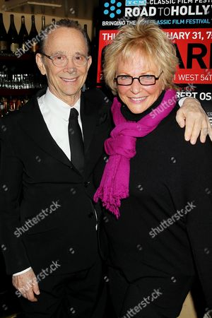 Stock Picture of Joel Grey and Ronnee Sass
