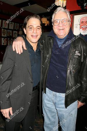 Tony Danza and Pat Cooper