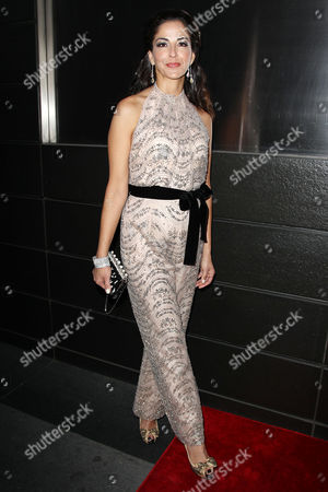 Editorial picture of 'A Fool's Fete' 10th Annual Spring Dinner Dance presented by Valentino, New York, America - 09 Apr 2013
