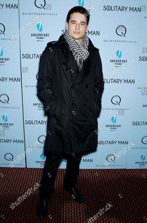 Editorial photo of 'Solitary Man' film premiere, New York, America - 11 May 2010
