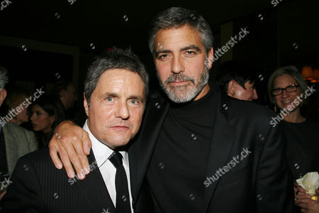 Brad Gray ( Chairman and CEO Paramount Pictures ) and George Cl