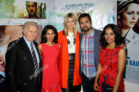 Editorial image of 'Bhopal: A Prayer for Rain' film screening, New York, America - 18 Sep 2014
