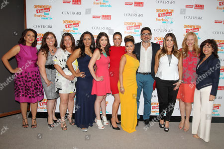 Editorial picture of Fun Fearless Latina Awards, New York, America - 23 May 2013