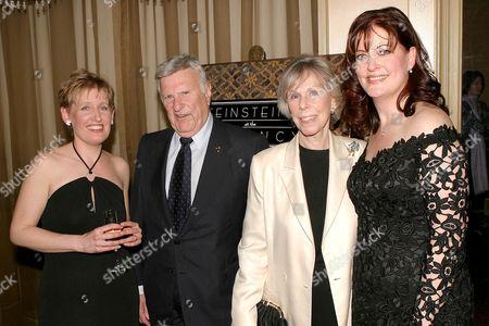 Liz Callaway, Bob Tisch, Joan Tisch and Ann Hampton Callaway