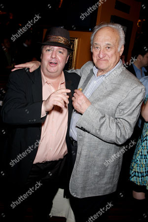 John Scurti and Jerry Adler