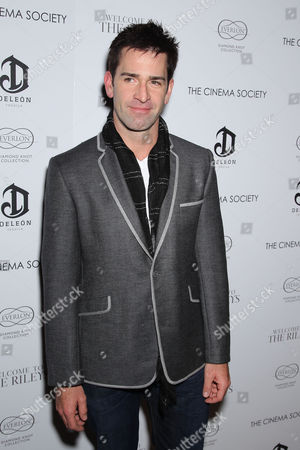 Editorial image of 'Welcome to the Rileys' film screening, New York, America - 18 Oct 2010