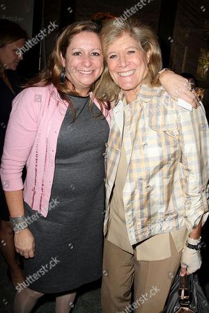 Abigail Disney (Producer) and Lynn Sherr