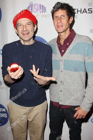 Adam Horowitz (AD Rock) and Mike Diamond (Mike D)