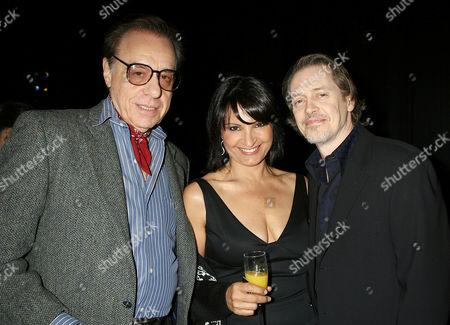 Peter Bogdanovich, Katherine Narducci, Steve Buscemi