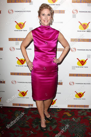 Editorial picture of New 42nd Street Gala, New York, America - 05 Dec 2012