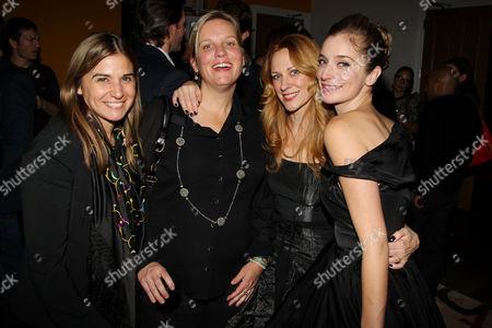 Deborah Curtis,Nancy Schafer, Marsha Dietlein Bennett and Caitlin Fitzgerald