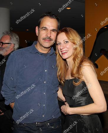 Stock Image of Douglas Keeve and Marsha Dietlein Bennett