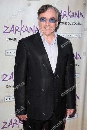 Daniel Lamarre (Pres. and CEO of Cirque du Soleil)
