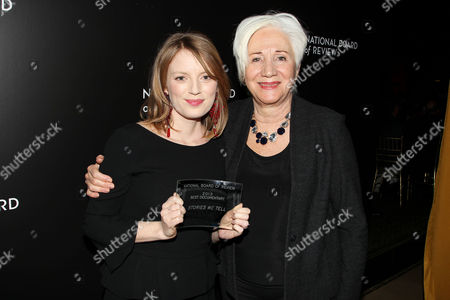Sarah Polley and Olympia Dukakis