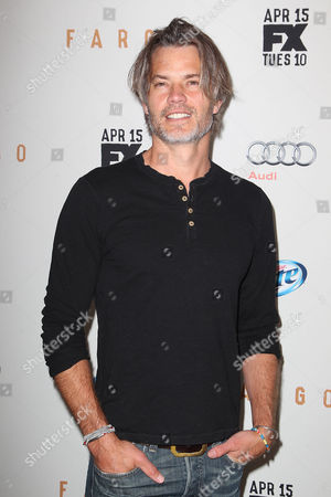Editorial picture of 'Fargo' TV series screening for FX Networks Upfront, New York, America - 09 Apr 2014