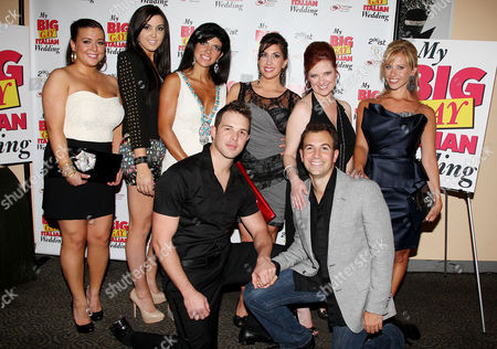 Editorial photo of Opening Night of the Real Housewives of New Jersey in 'My Big Gay Italian Wedding' After Party, New York, America - 01 Sep 2010