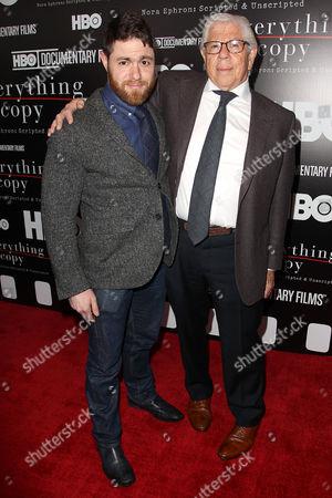 Jacob Bernstein (Director) and Carl Bernstein